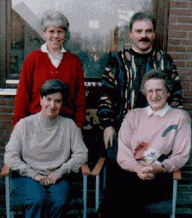 Das Kollegium 1990