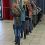 Tanzen im Forum II