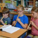 Flöten-AG IV
