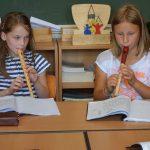 Flöten-AG III