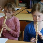 Flöten-AG II